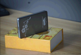 500G移动硬盘USB接口厂家定制logo 2017年会议礼品赠送