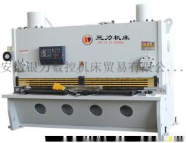 大盛牌QC11Y-8x2500液压闸式数显剪板机