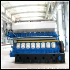 4000kw重油发电机组  重能动力  优质柴油发电机机组