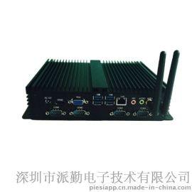 酷睿i5-3317,嵌入式無風扇QBOX-M-TOP77工控機/多串口工控機/酷睿i3i5i7低功耗CPU系列工控機