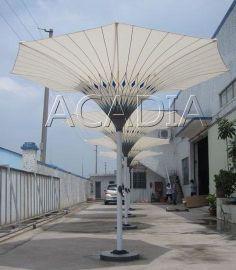 时尚高档郁金香伞,广场伞,广告伞(KY-U6101A)
