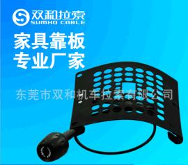 可调式挺腰器 腰靠调节器 项腰器 家具配件 高品质 TS16949标准 权威大厂