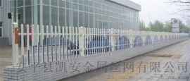 塑钢护栏 pvc护栏 锌钢护栏 双面园林护栏 绿化围栏优质型材