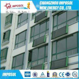 公寓宿舍太阳能供热系统工程热水器通过SolarKeymark认证