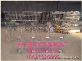 安平亮华养殖笼具厂现货批发3层12位商品兔笼 肉兔笼