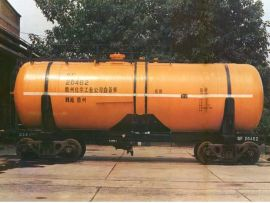 DN1000-4000 中意 玻璃钢火车槽罐 火车运输罐