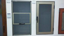 生产供应阳台纱窗不锈钢窗纱,金属网窗纱厂家