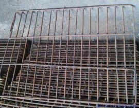 河北專供新型阻燃鋼竹笆網片代替木竹笆更加的安全