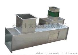 工厂定制厨具设备 排烟通风设备 根据实际情况定制