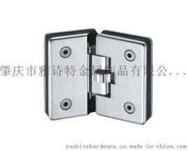 厂家直销 雅诗特 YST-K002 可定位135度浴室玻璃夹
