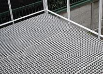 钢格栅板平台, 平台钢格板, 镀锌钢格板, 源恒钢格板厂家直销物美价廉