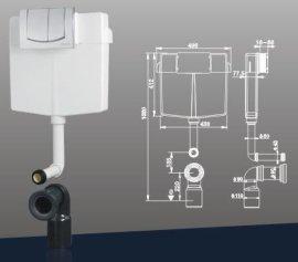 参数说明 排水方式: 直冲式 类型: 蹲式马桶 构造: 一体式 装配方式图片