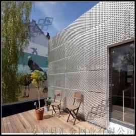 供应铝板网幕墙网
