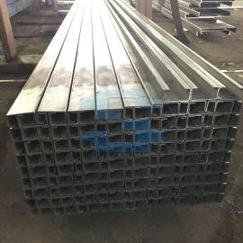 生产 C型钢 檩条 屋面支架 定尺订做