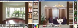 四维星窗帘软件开发 窗帘效果图设计展示软件 南京正版