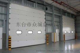 工业滑升门、滑升门、工业门、工业提升门运行平稳控制安全