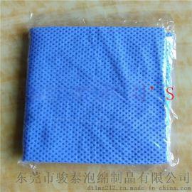 厂家独家工艺生产销售圆点纹PVA鹿皮巾 印刷品牌logo
