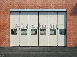消防车库折叠门/工业折叠门/工业门厂家出售