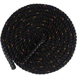 健身绳运动绳子战绳甩绳UFC体能粗绳力量肌肉训练绳MMA格斗大绳