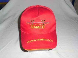 专业生产各种广告帽,免费印字,绣字