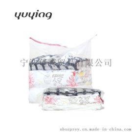 中号立体3D纯色透明真空压缩袋收纳整理袋批发
