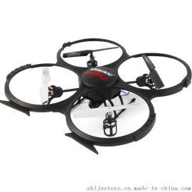 優迪U919A WIFI手機圖傳實時航拍四軸飛行器 UFO攝像遙控飛機批發