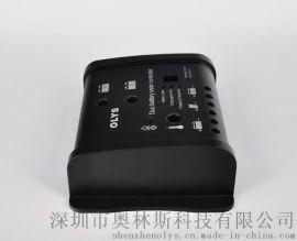 厂家直销奥林斯科技(OLYS太阳能房车控制器,双充电太阳能控制器