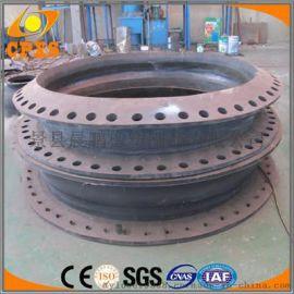 大口径橡胶膨胀节补偿器减震器球形接头工厂订做