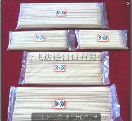 FD-1610258各种规格竹签 糖棒 食品棒