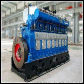 3000kw重油发电机组 大型发电机组价格 重能动力