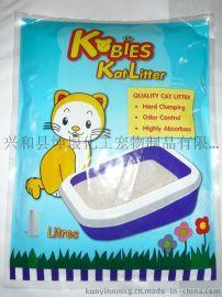 膨润土圆球普通猫砂 cat litter