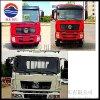 四轴腐蚀品罐式运输车国五发动机