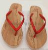 (厂家直销)时尚人字拖、高跟拖鞋 沙滩女鞋简约白搭 坡跟防水