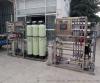 玻璃清洗行業用超純水設備|5噸純水設備