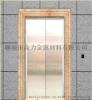 高力门业 电梯门套A-104黄玉石板