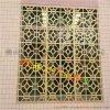 高端窗花铝单板--工厂装饰木纹铝单板