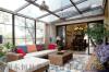 阳光房温馨舒适,设计施工---东恒世嘉装饰