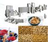 全自动膨化玉米片生产线玉米原材料加工营养早餐玉米片设备