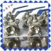 永嘉东玻 厂价批发手动三片式陶瓷球阀/螺纹/对焊/活接/卡箍