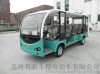 江苏11座电动观光车,苏州景区游览车主打品牌