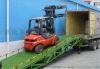 仓储物流专用登车桥 液压式移动登车桥报价