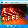 深圳市藍應翔供應加油站LED價格油價屏,LED價格屏 led數位屏  led時間屏廠家直銷