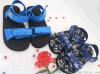 【厂家直销】夏季自由扣防滑 软底沙滩男童学生凉鞋