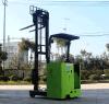 前移式全电动叉车24V 前移式升高堆高车 1-7.2米高位电动堆高车
