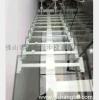 佛山尚步梯业 钢化玻璃楼梯 L型别墅楼梯