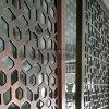 专业订制 钛金不锈钢酒店隔断屏风 客厅屏风 家居屏风
