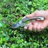 五金供应出口款8寸园林修剪剪刀/仿生鱼形修枝剪超锋利耐用