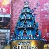 厦门玥诚商店商场摆饰道具制作 圣诞树摆饰道具厂家直销
