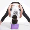 瑜伽运动健身用EVA发泡高密度瑜伽砖厂家定制
