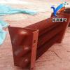 鋼制暖氣片翅片管暖氣片散熱器家用集體供暖大水道散熱器